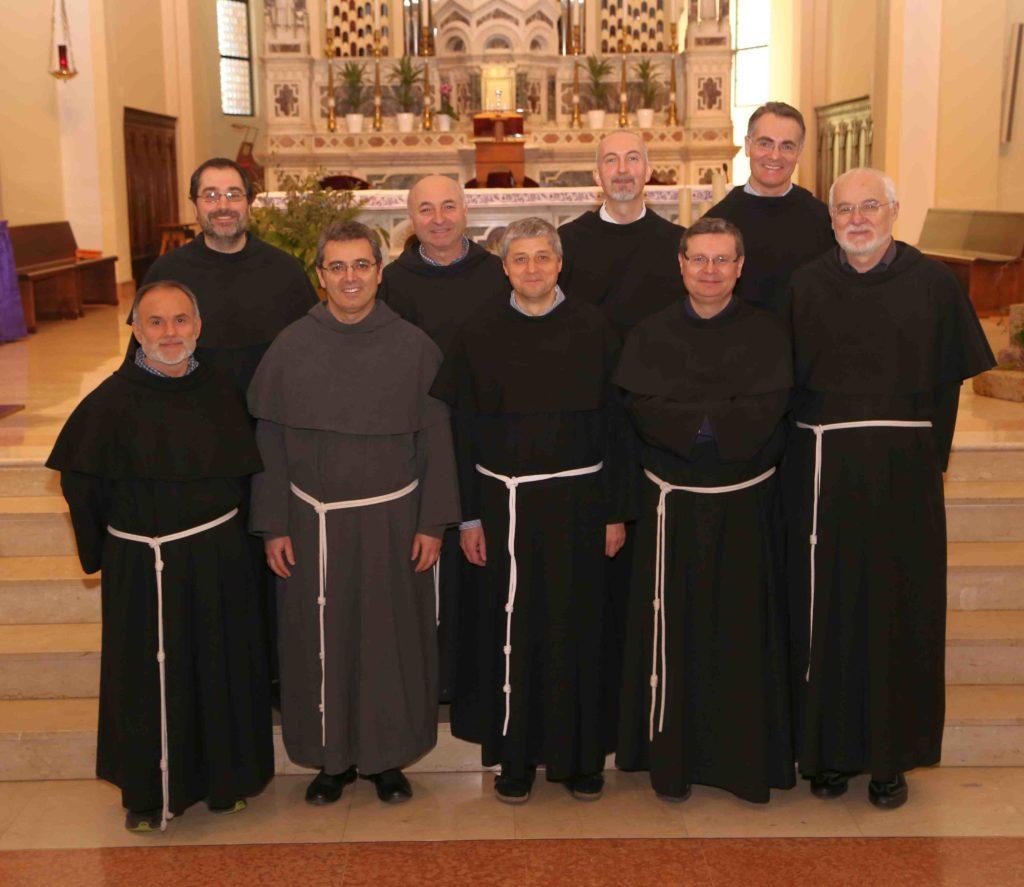 """Francescani Conventuali, fino al 6 luglio c'è il Capitolo: si eleggono i """"frati guardiani"""""""