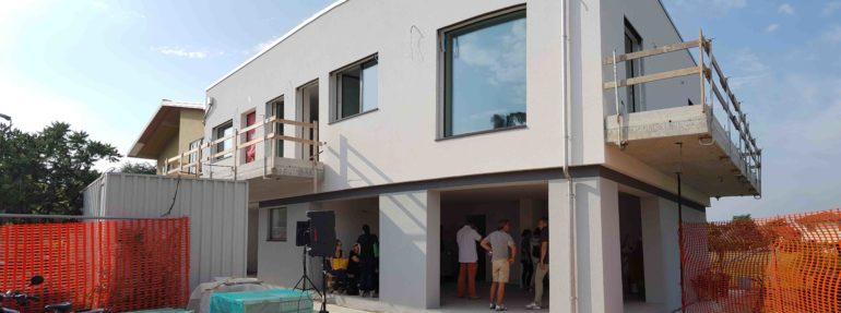È A Oriago La Prima Casa Passiva Nel Veneziano: Non Servono Gas Né Caldaia  E Costa 60 Centesimi Al Giorno