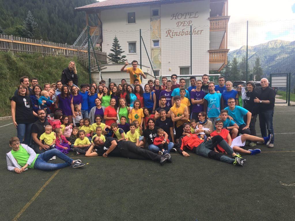 L'amicizia secondo la Parola di Dio: il campo estivo per 90 giovani di Santa Maria Formosa