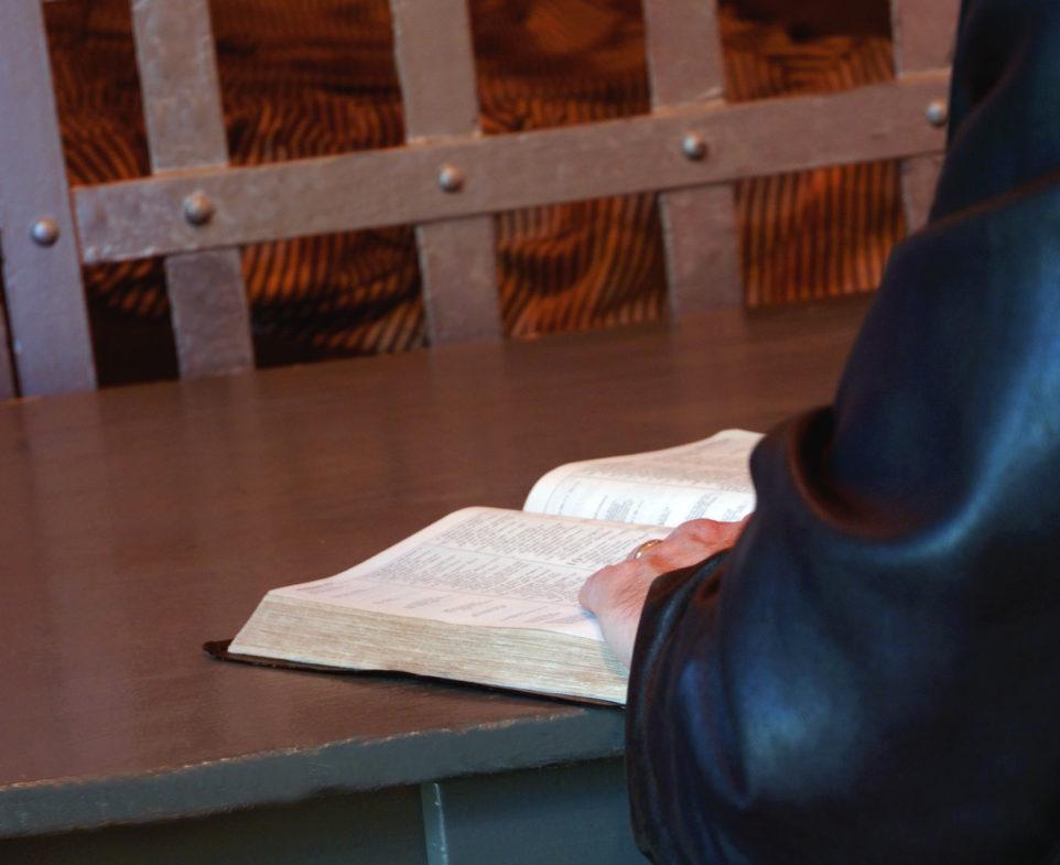 La bibbia in carcere spazio di libert gente veneta - Arte bagno veneta quarto d altino ...