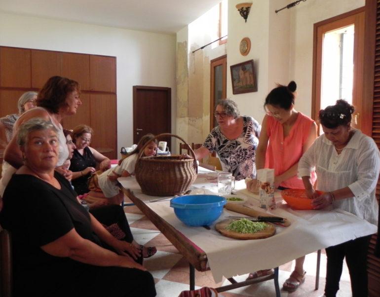 Venezia Sant Elena Corso Di Cucina No Qui Le Ricette Fanno Inclusione Gente Veneta