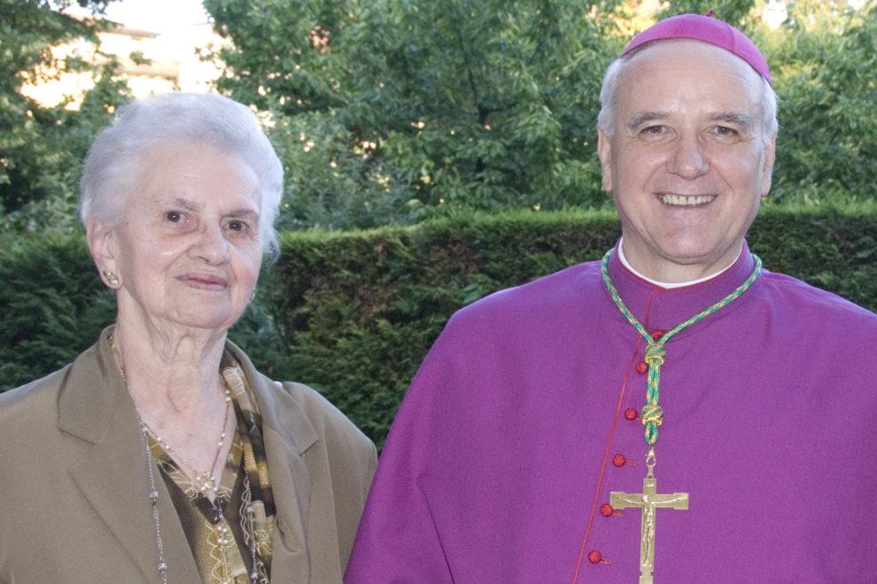 Il Patriarca A Mons Pizziol Per La Morte Della Mamma Olinda La